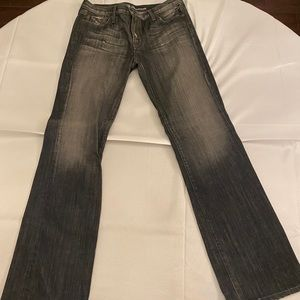 GUESS Vintage Women's jeans distressed Size 32